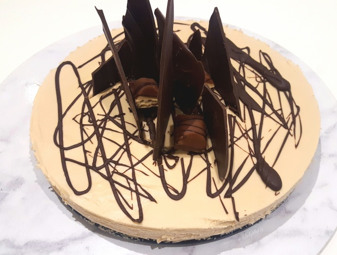Melbourne, perth, food blogger, cheesecake, chocolate, kinder