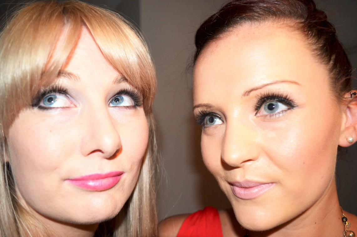 Eye lashes from Maslow & Co by LilePR