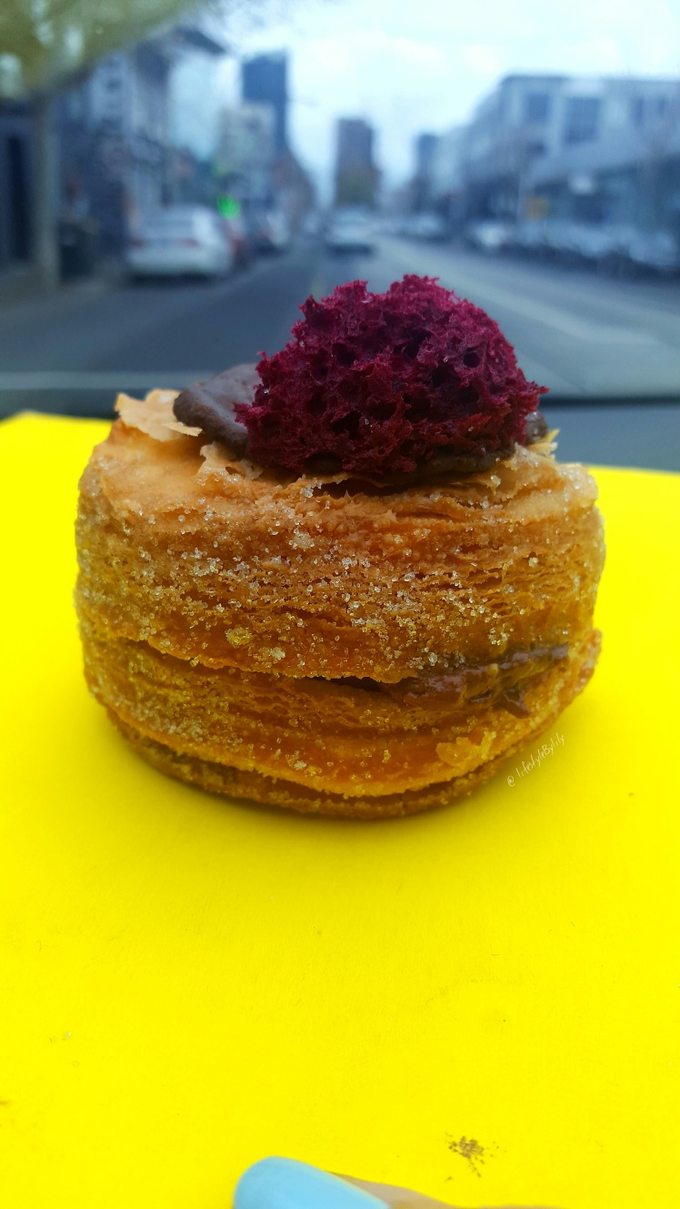 Melbourne, breakfast, cronut, eggs, lifestyle by lily, food blogger