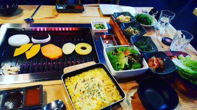 Korean BBQ, melbourne, Dare BBQ III, food blogger, lifestyle by lily
