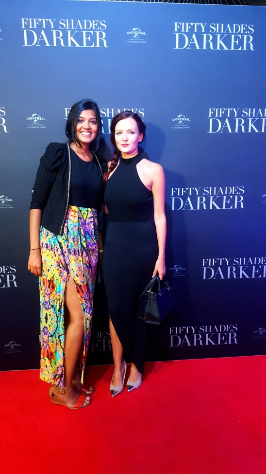 Fifty shades darker, premiere, lisa carolan, melbourne, melbourne blogger