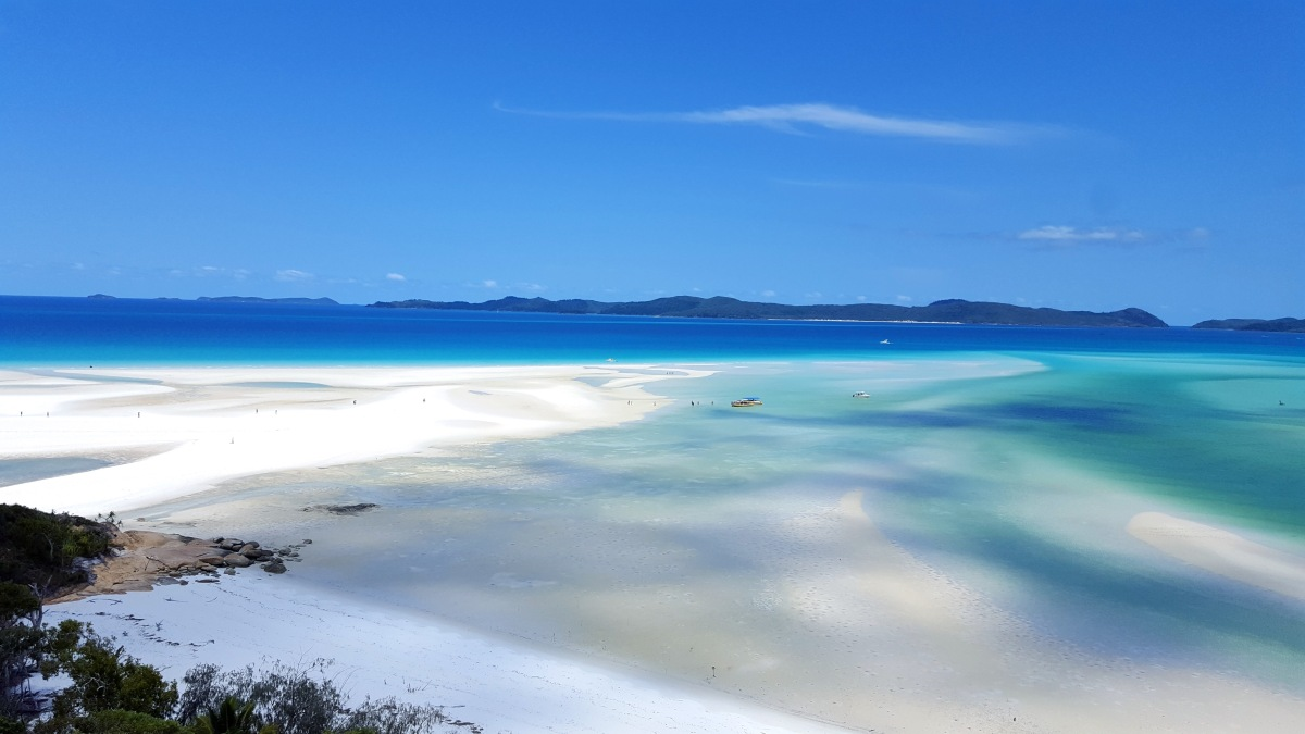 WhitSundays Day Trip