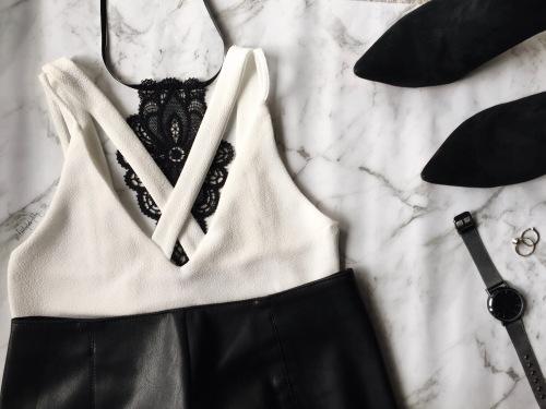 lifestyle by lily,perth blogger,Fashion,lingerie,monochrome,melbourne blogger,simone perele