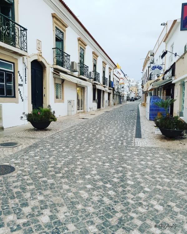 Old town, travel blogger, Albuferia, Portugal, Melbourne blogger, passport, melbourne travel blog