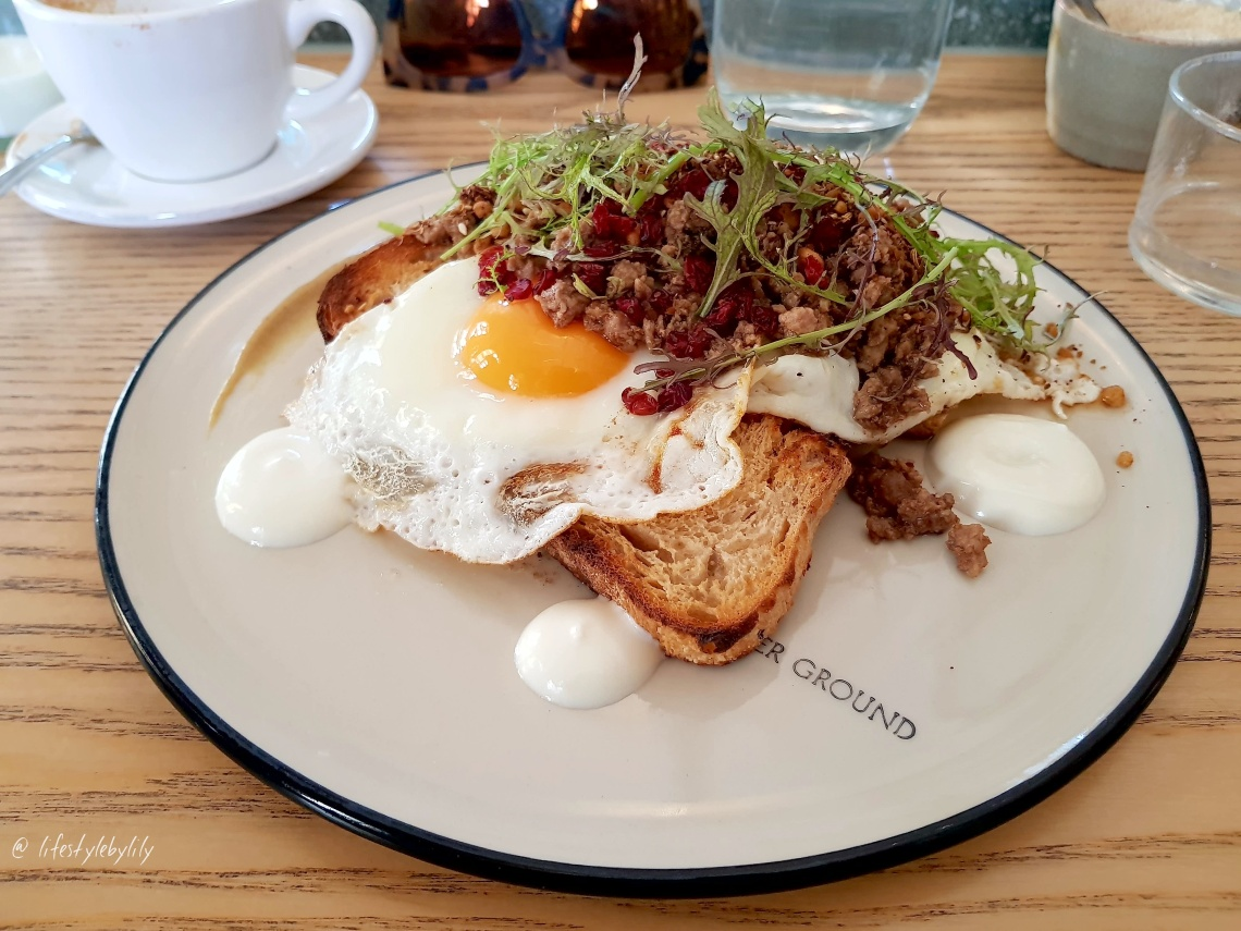 lifestyle by lily, food blogger, melbourne, breakfast, melbourne food blogger