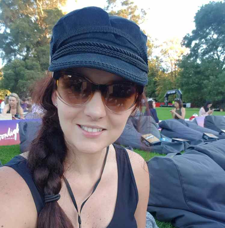 lifestyle by lily, melbourne, moonlight cinema, things to do in melbourne, summer nights