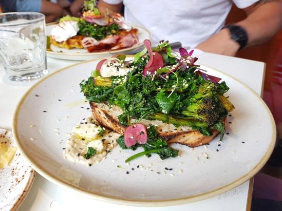lifestyle by lily, food blogger, Melbourne, breakfast, brunch, Melbourne food blogger, Rustica, Hawthorn
