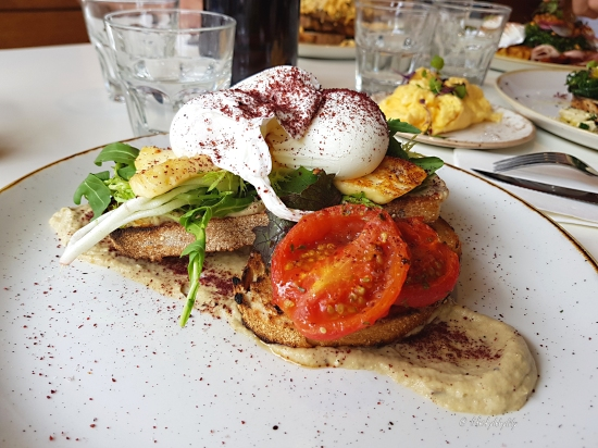 lifestyle by lily, food blogger, Melbourne, breakfast, brunch, Melbourne food blogger, Rustica, Hawthorn