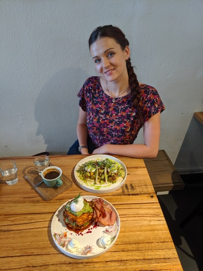 breakfast in Melbourne, food blogger, Collective Espresso, brunch, Lifestyle by Lily