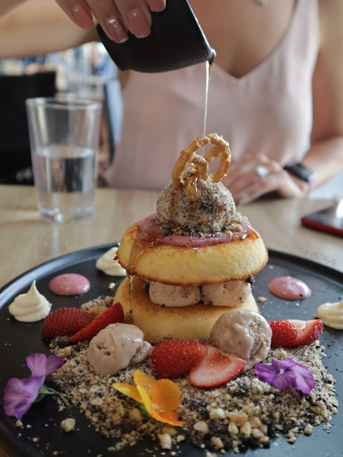 the temper trap, brighton, lifestyle by lily, food blogger, melbourne, pancakes